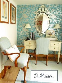 Victorian Pine Desk
