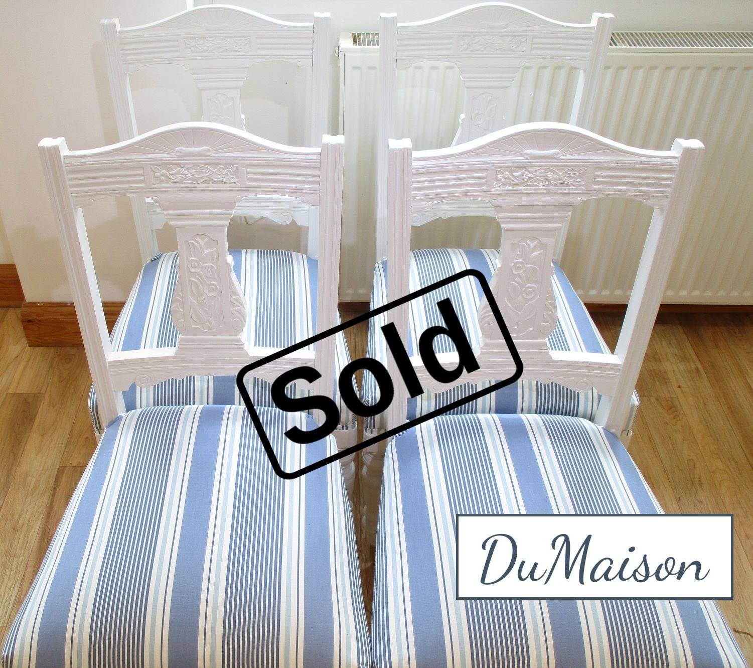 Victorian Dining Chairs - Sold