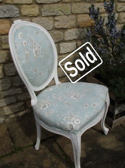 Balloon Back Chair - Sold