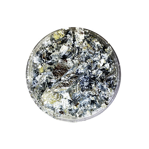 15g+Silver Foil Flakes