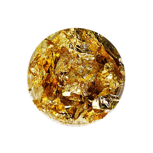 15g+ Gold Foil Flakes