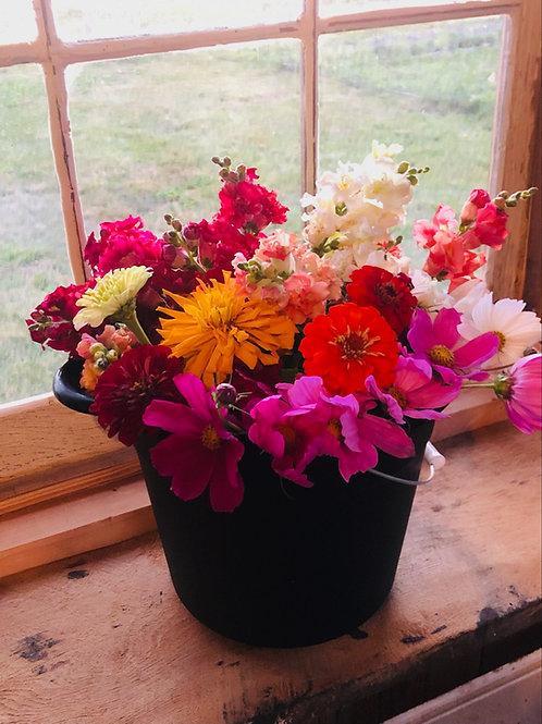 Bucket Bouquet