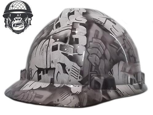 Concreter Cap