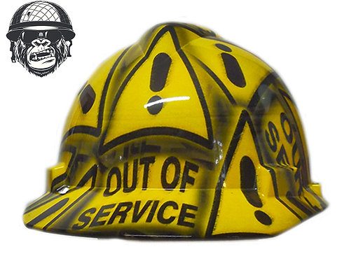 Out of Service Cap