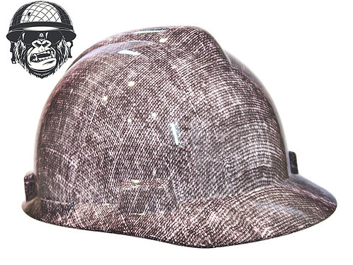 Black Hessian Cap