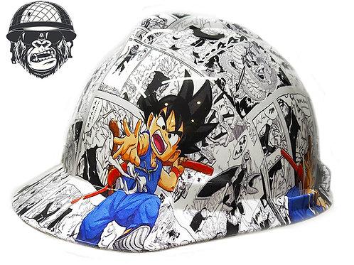 Dragon Ball Z (B&W) Cap