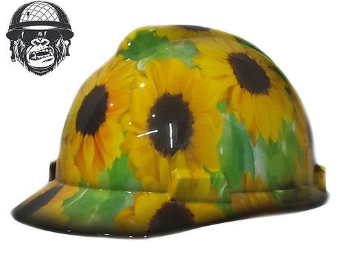 Sunflower Cap
