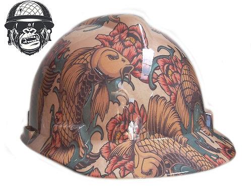 Golden Koi Cap