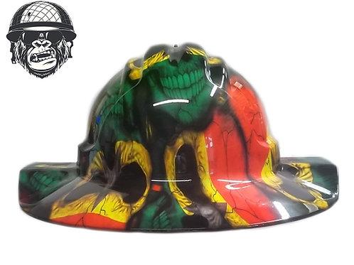 Ghana Skulls Broadbrim