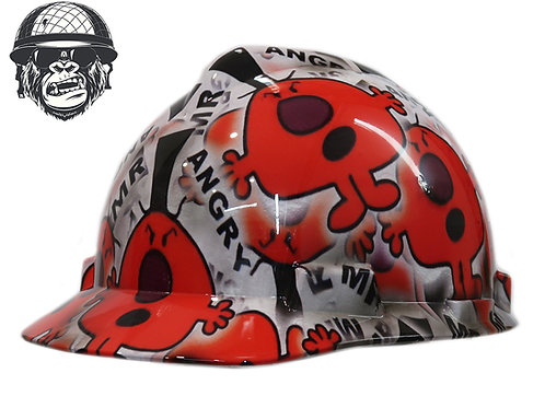 Mr Angry Cap