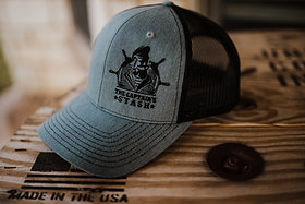 Captains Stash Snap Back Richardson Hat