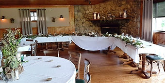 Dining Room Wedding