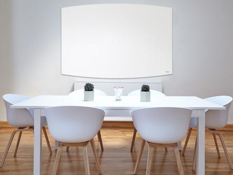לוח מחיק לחדר ישיבות - המלצה על ביקליר בדהמרקר
