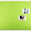 Thumbnail: לוח אקוסטי לנעיצה בתליה נסתרת בצבע ירוק - ללא מסגרת