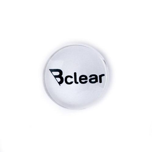 מגנט זכוכית Bclear ללוח מגנטי