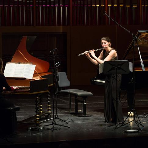 """Preisträgerkonzert """"Deutscher Musikwettbewerb"""" 2017 in Leipzig"""