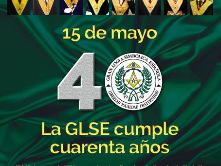 40 Aniversario de la GLSE