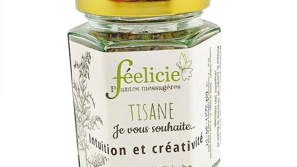 Tisane Intuition et Créativité
