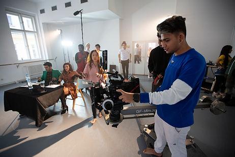 Prague Film School - Documentary Film Pr