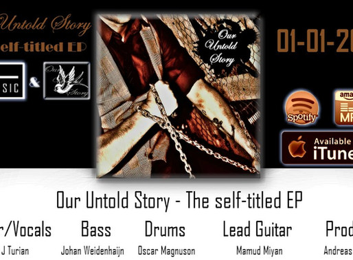 Our Untold Story: The Self-Titled EP