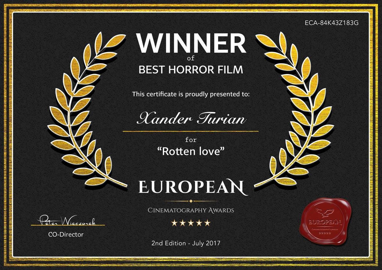 European Cinematography Awards