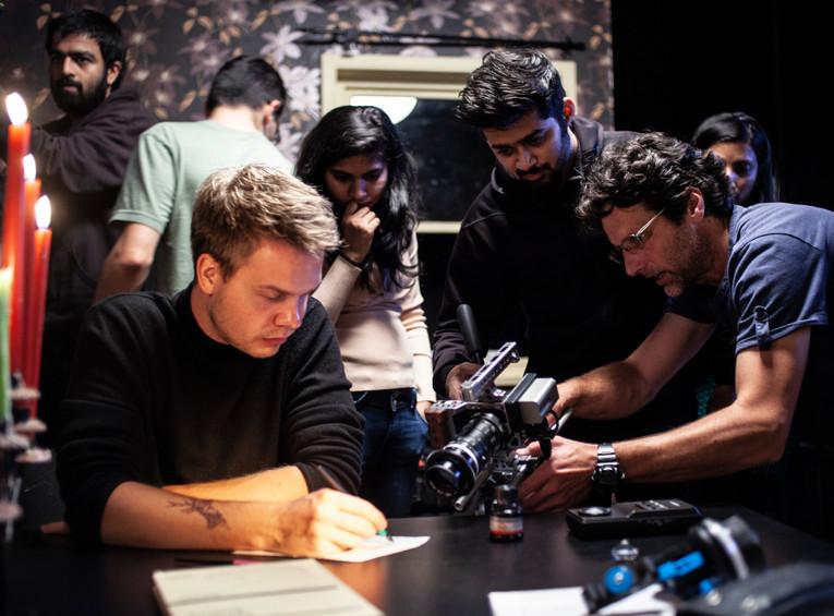 Prague Film School - Screenwriting