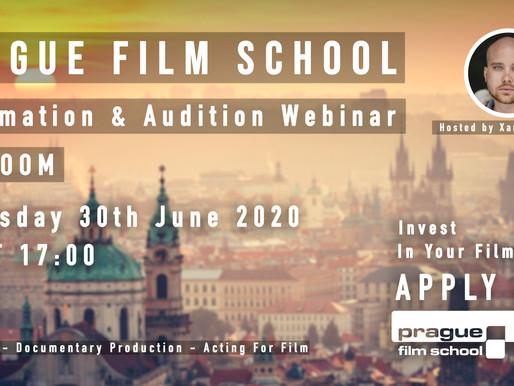 My time at Prague Film School