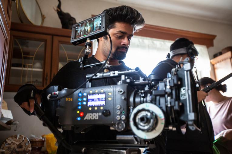 Prague Film School - Cinematography