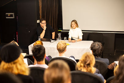 Prague Film School - Seminar - Mastercla