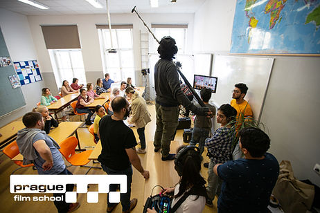 Prague Film School - Filmmaking Program