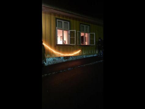 Kort video fra Solsnukonsert på Biermannsgarden!