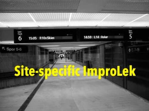 Site-specific ImproLEK 25.11.2021