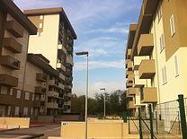 Case Aler di Via Mazzini panoramica
