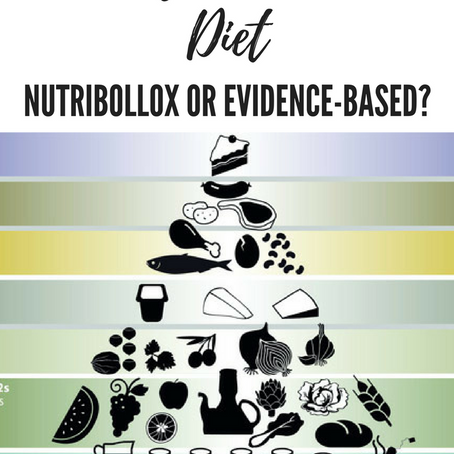 The Mediterranean Diet: Nutribollox or evidence-based?