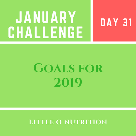 Guide to Goal Setting + 25 Resolution Ideas