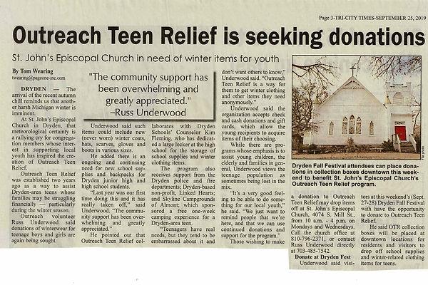 Outreach Teen Relief Article.jpeg