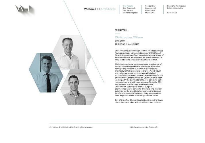 W&H Web Design