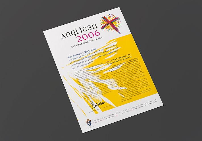 A06 Brochure Design