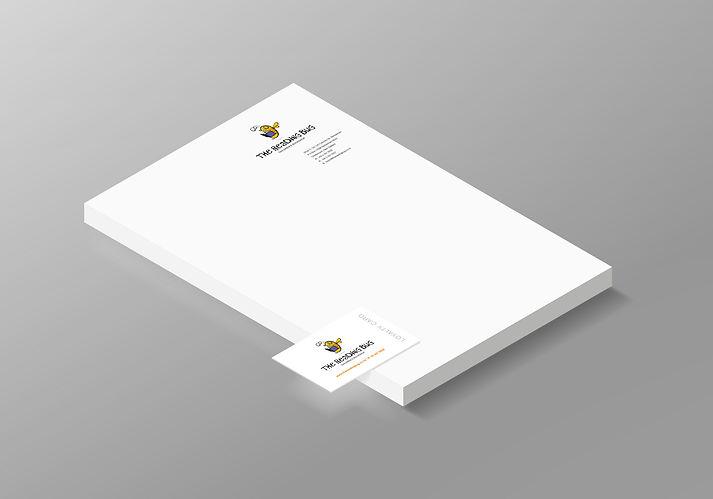 TRB Stationery Design