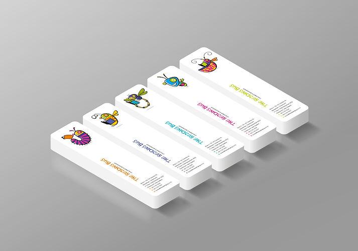 TRB Bookmark Design