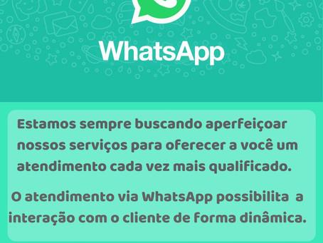 Cidade das Tintas - watsApp