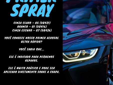 Você conhece nosso Primer spray Ultra rápido?