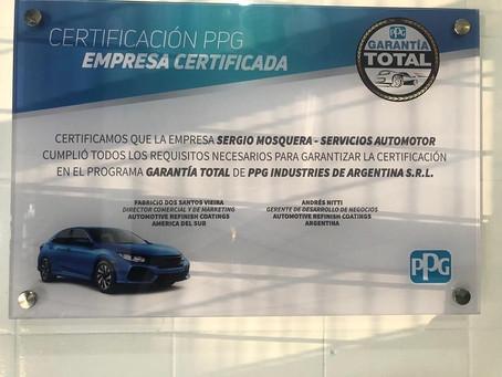 PPG - Inicia parceria   - oficina na Argentina -- Allianz