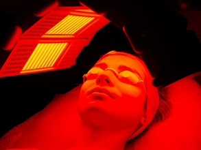 Harnessing Light Energy                     The Benefits of Red Light Therapy