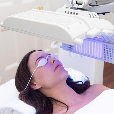 Near-Infrared LED Light Therapy