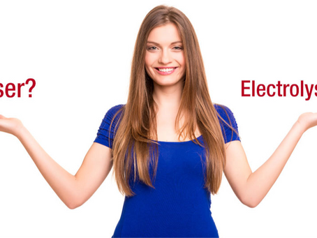 Laser Hair Removal Vs. Electrolysis. Which Treatment Is for You?