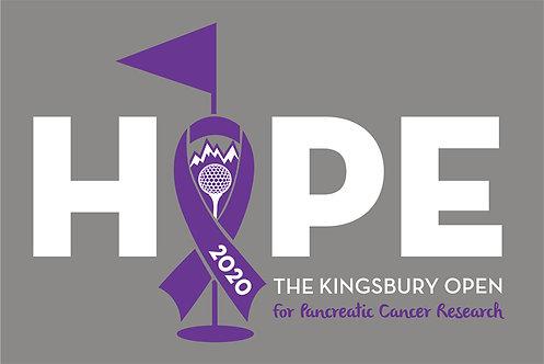 2020 Kingsbury Open Next Level T-Shirt