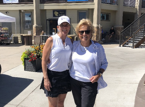KO Founder Lisa Goodman & WOH Founder Maureen Shul