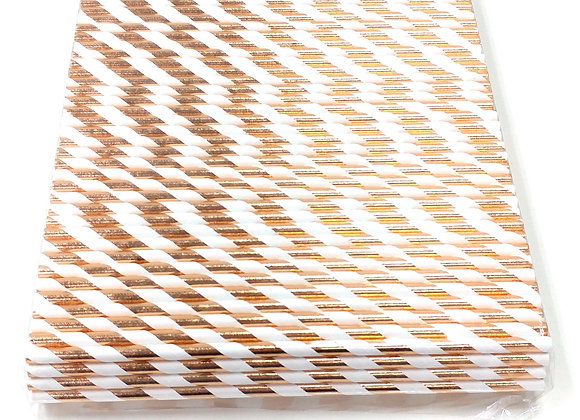 Copper White Foil