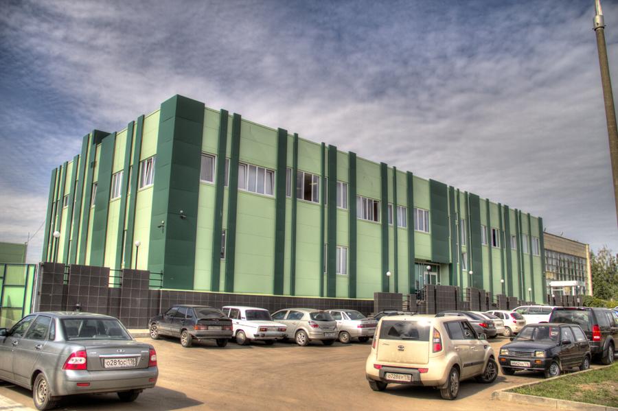 Офисное здание Ninel